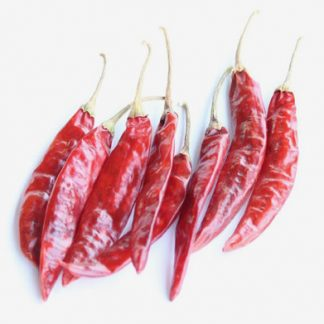 Dry Red Chilli Exports from India