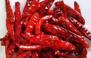 Teja Dry red chilli