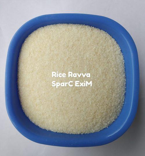 Rice Ravva